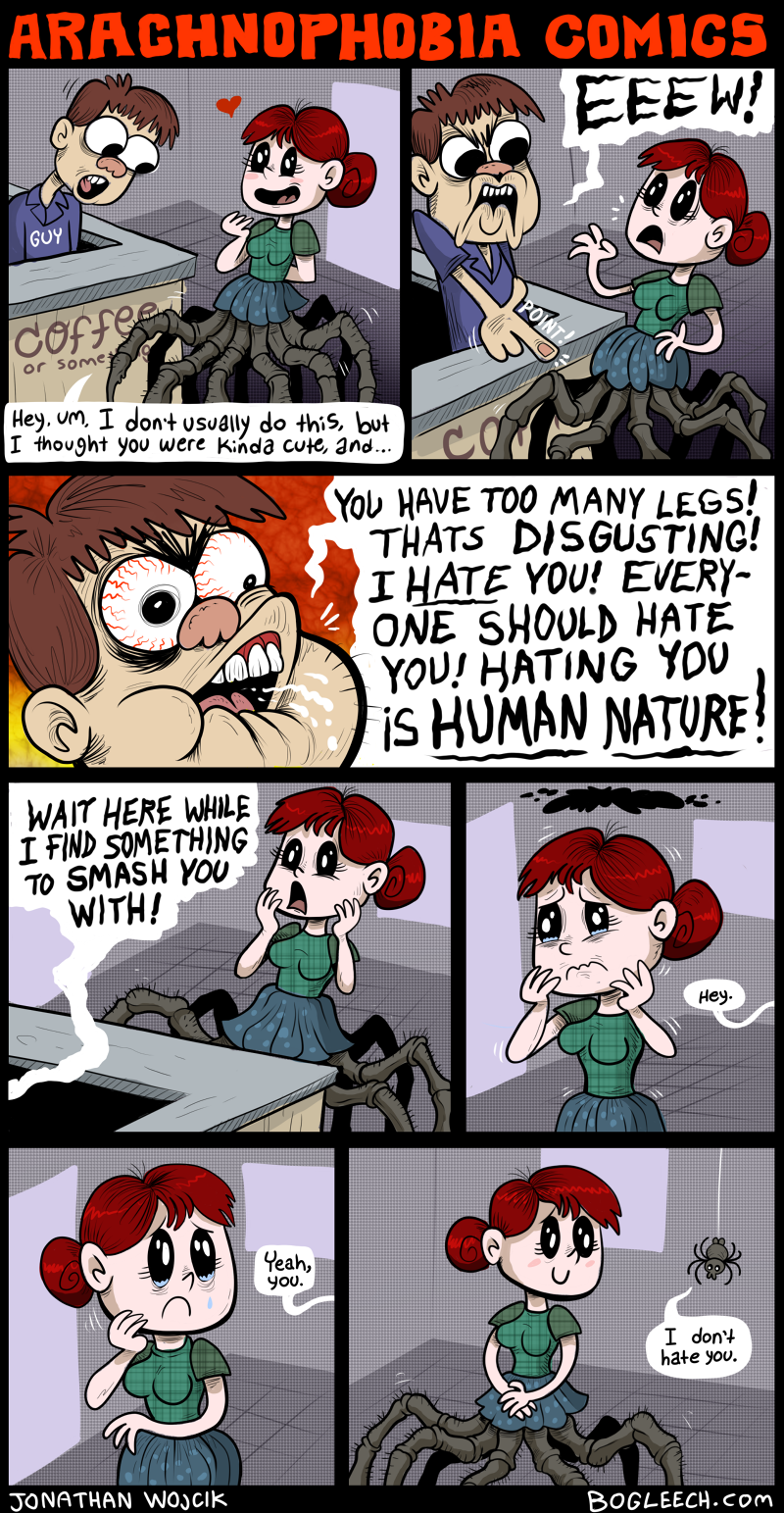 Leech Comics
