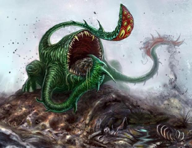 Bogleech D D Monsters