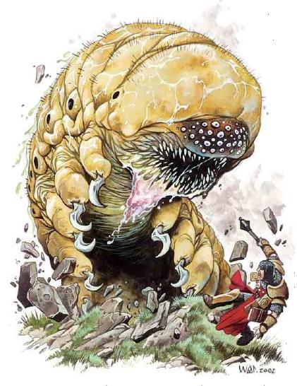 Bogleech  D U0026d Monsters