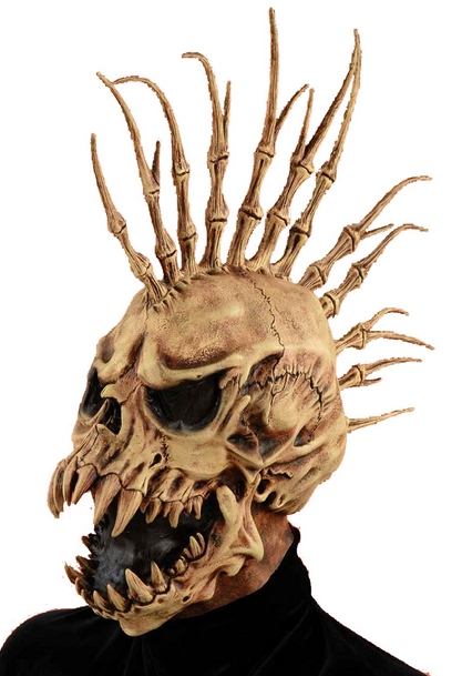Clear Masks Halloween