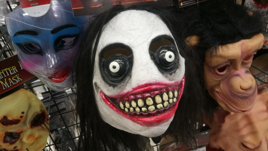 Party City Halloween Mask