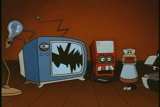 The Brave Little Toaster Kirby The Vacuum