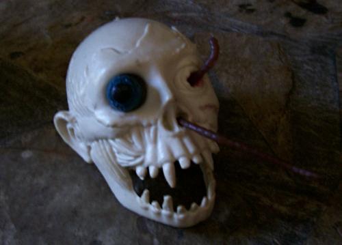 Bogleech Halloween Collecting