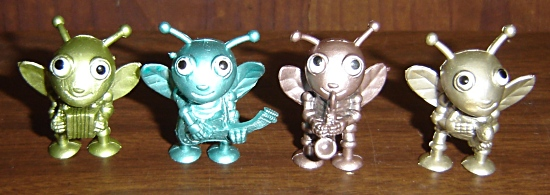 My Miniature Alien Army Other Toys And Toylines Littlerubberguys