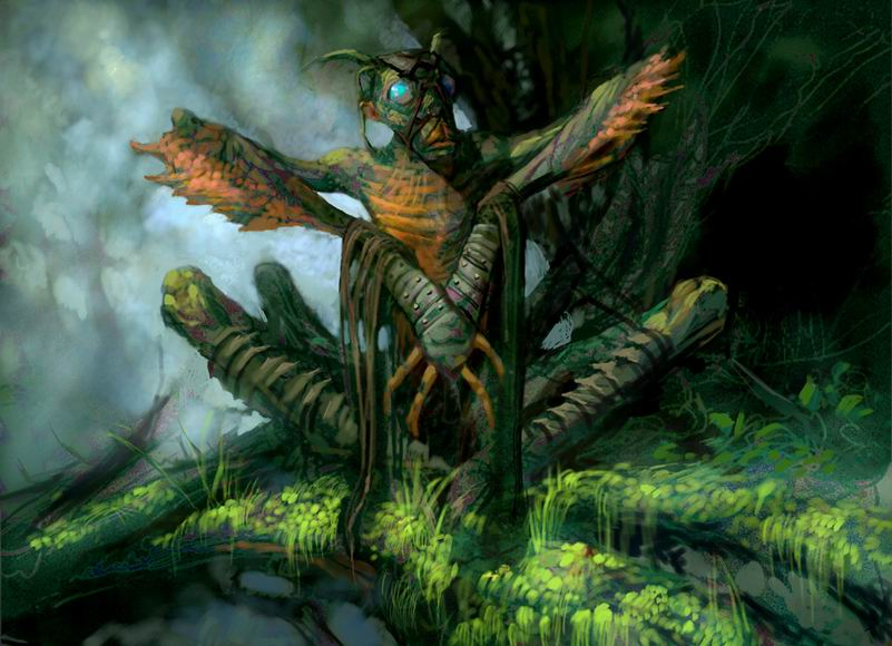 Bogleech Magic The Gathering Insects