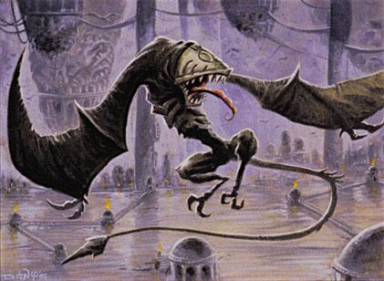 Bogleech Magic The Gathering Thrulls Not an assassin who is a. bogleech magic the gathering thrulls