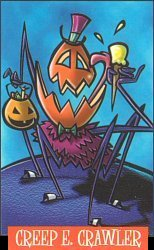 Scanned from a Halloween greeting card