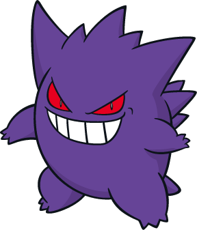 What level does gengar learn shadowball - answers.com