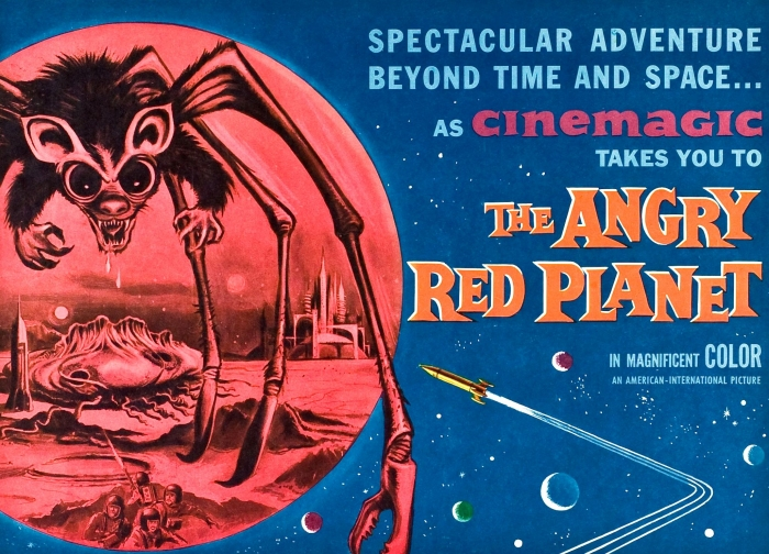 mars red planet movie monsters - photo #8