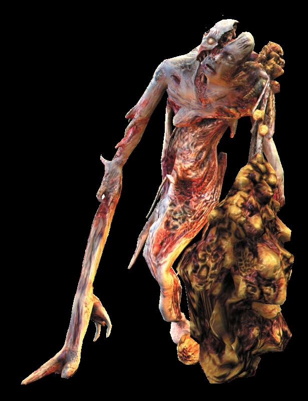 BOO-GLEECH Dead Space 3 Monsters