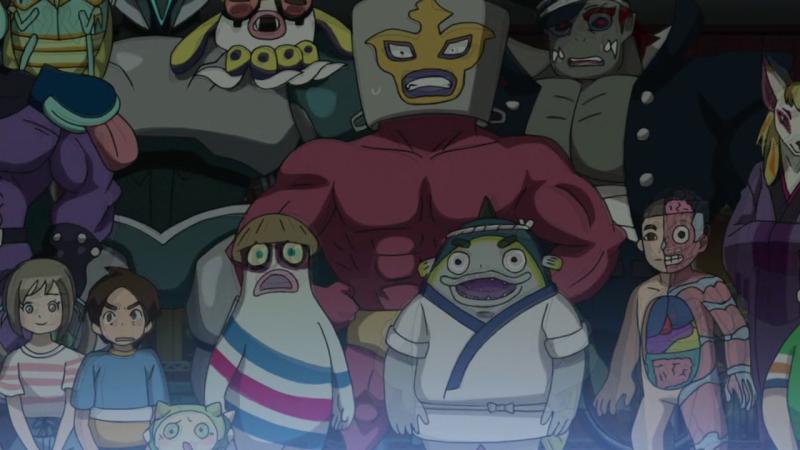 yo kai watch forever friends characters